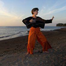 Qi Gong aan zee op Bali